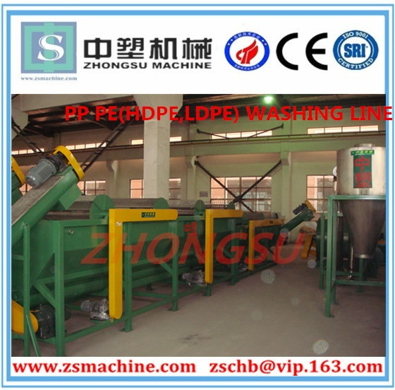 Suzhou zhongsu reprocessing machinery co ltd
